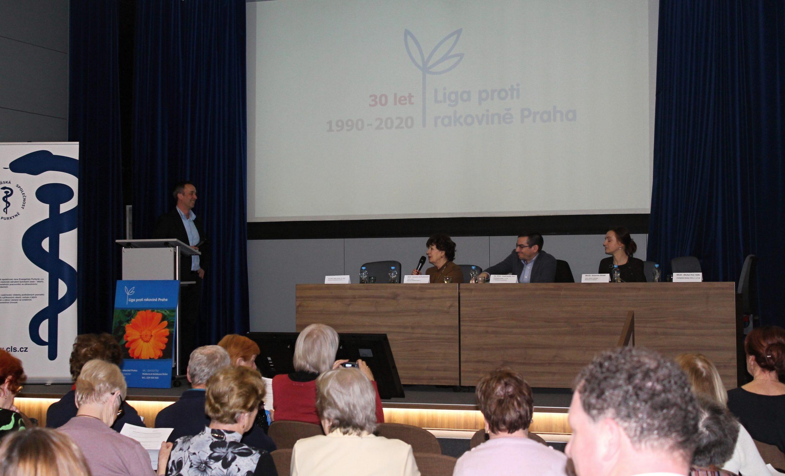 Sympozium ke Světovému dni proti rakovině
